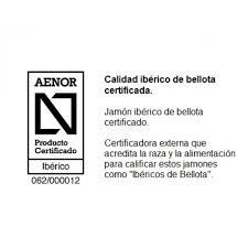Certificadora externa y ajena al fabricante
