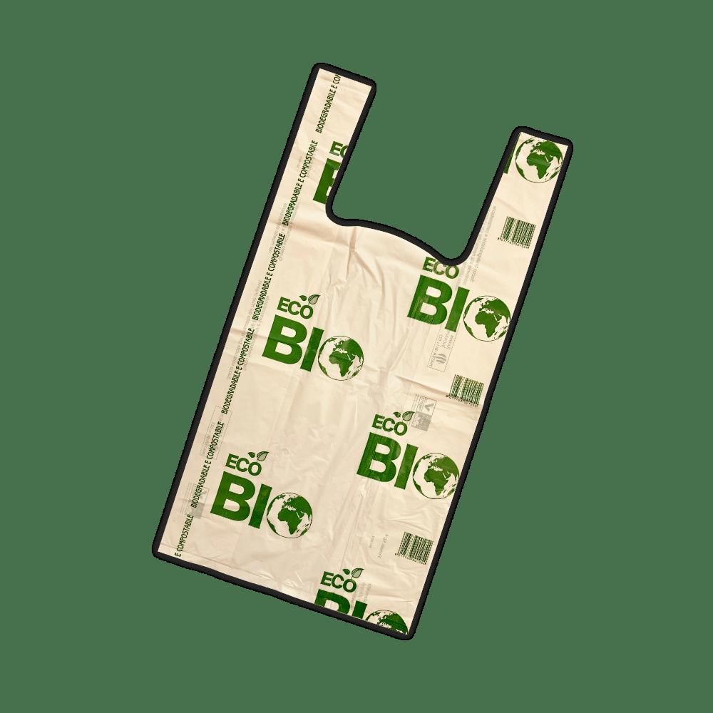 bolsa bio-compostable